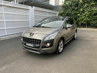 2011 Peugeot 3008 T8 XTE SUV Grey 6 Speed Sports Automatic Hatchback