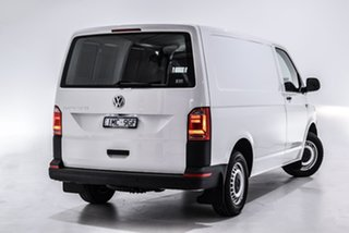 2019 Volkswagen Transporter T6 MY19 TDI340 SWB DSG White 7 Speed Sports Automatic Dual Clutch Van.