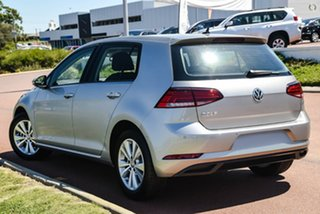 2019 Volkswagen Golf 7.5 MY19.5 110TSI DSG Trendline Silver 7 Speed Sports Automatic Dual Clutch