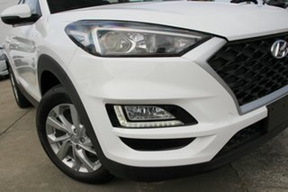 2020 Hyundai Tucson TL4 MY21 Active 2WD White Cream 6 Speed Automatic Wagon.