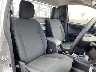 2019 Isuzu D-MAX MY19 SX Titanium Silver 6 Speed Sports Automatic Cab Chassis