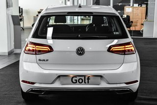 2019 Volkswagen Golf 7.5 MY20 110TSI DSG Comfortline White 7 Speed Sports Automatic Dual Clutch
