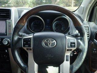 2011 Toyota Landcruiser Prado GRJ150R Kakadu (4x4) Graphite 5 Speed Sequential Auto Wagon