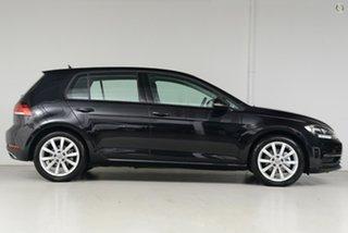 2019 Volkswagen Golf 7.5 MY20 110TSI DSG Comfortline Black 7 Speed Sports Automatic Dual Clutch