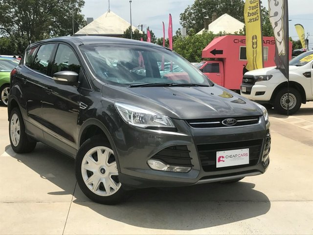 Used Ford Kuga TF MY15 Ambiente 2WD, 2015 Ford Kuga TF MY15 Ambiente 2WD Grey 6 Speed Sports Automatic Wagon