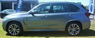 2018 BMW X5 F15 xDrive30d Grey 8 Speed Sports Automatic Wagon.