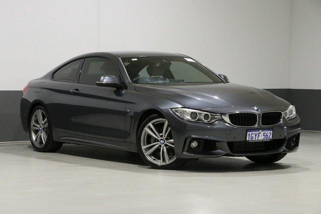 Used BMW 435i F32 MY15 , 2015 BMW 435i F32 MY15 Grey 8 Speed Automatic Coupe