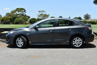 2012 Mazda 3 BL1072 MY13 SP20 SKYACTIV-Drive SKYACTIV Grey 6 Speed Sports Automatic Sedan.