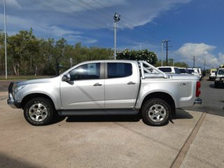 2016 Holden Colorado RG MY16 LTZ Crew Cab Silver 6 Speed Sports Automatic Utility