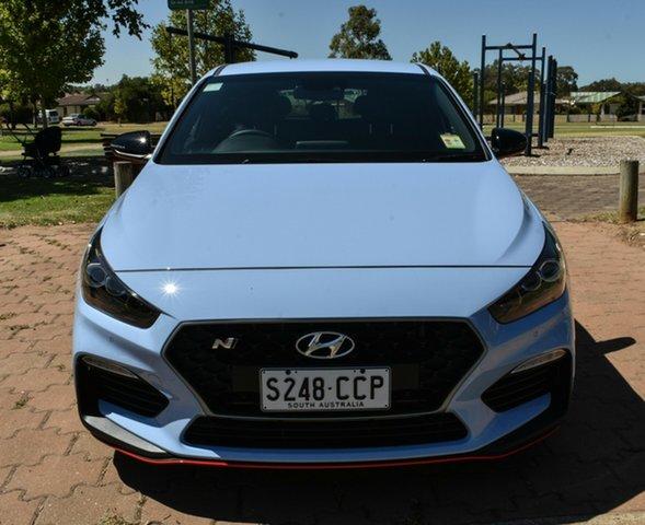 Demo Hyundai i30 PDe.3 MY20 N Performance, 2019 Hyundai i30 PDe.3 MY20 N Performance Performance Blue 6 Speed Manual Hatchback
