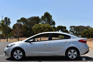 2015 Kia Cerato YD MY15 S Silver 6 Speed Sports Automatic Sedan