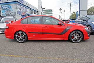 2011 Ford Performance Vehicles GT FG Boss 335 Red 6 Speed Sports Automatic Sedan