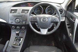 2012 Mazda 3 BL1072 MY13 SP20 SKYACTIV-Drive SKYACTIV Grey 6 Speed Sports Automatic Sedan