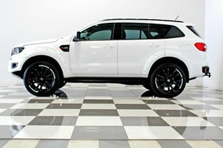2017 Ford Everest UA MY18 Trend (RWD) White 6 Speed Automatic Wagon