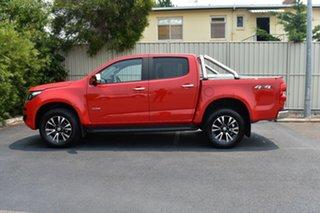 2019 Holden Colorado RG MY19 LTZ Pickup Crew Cab Red/Black 6 Speed Sports Automatic Utility