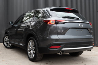 2019 Mazda CX-9 TC Azami SKYACTIV-Drive i-ACTIV AWD LE Machine Grey 6 Speed Sports Automatic Wagon