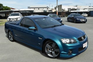2011 Holden Commodore VE II SS Thunder Green 6 Speed Automatic Utility.