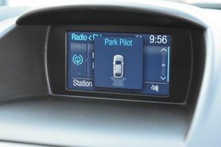 2015 Ford Fiesta WZ MY15 ST Orange 6 Speed Manual Hatchback