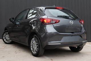 2019 Mazda 2 DJ2HAA G15 SKYACTIV-Drive GT Machine Grey 6 Speed Sports Automatic Hatchback