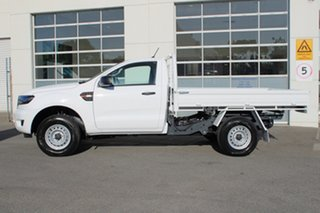 2019 Ford Ranger PX MKIII 2019.0 XL Arctic White 6 Speed Sports Automatic Cab Chassis