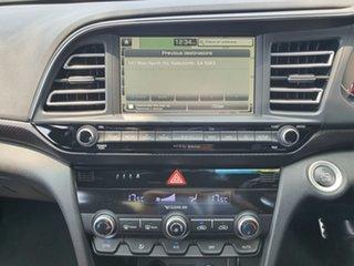 2019 Hyundai Elantra AD.2 MY20 Sport DCT Polar White 7 Speed Sports Automatic Dual Clutch Sedan