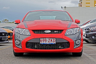 2011 Ford Performance Vehicles GT FG Boss 335 Red 6 Speed Sports Automatic Sedan.