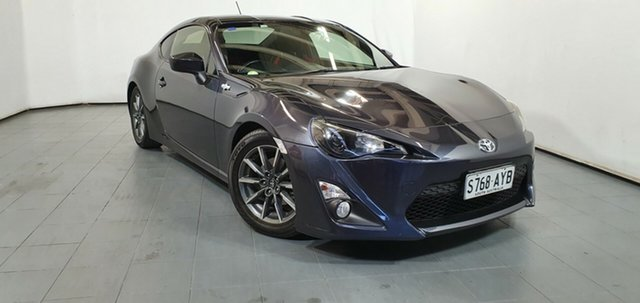 Used Toyota 86 ZN6 GT, 2013 Toyota 86 ZN6 GT Grey 6 Speed Manual Coupe
