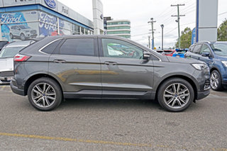 2018 Ford Endura CA 2019MY Titanium SelectShift FWD Magnetic 8 Speed Sports Automatic Wagon