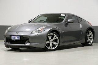 2012 Nissan 370Z Z34 MY11 Grey 7 Speed Automatic Coupe.