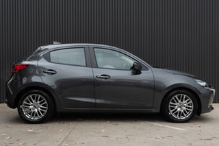 2019 Mazda 2 DJ2HAA G15 SKYACTIV-Drive GT Machine Grey 6 Speed Sports Automatic Hatchback.