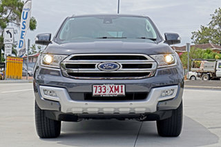 2017 Ford Everest UA Trend 4WD Meteor Gre 6 Speed Sports Automatic Wagon.
