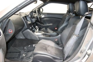 2012 Nissan 370Z Z34 MY11 Grey 7 Speed Automatic Coupe