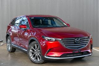 2019 Mazda CX-9 TC GT SKYACTIV-Drive Soul Red Crystal 6 Speed Sports Automatic Wagon.