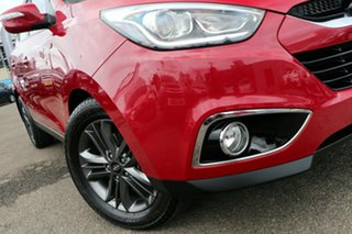 2013 Hyundai ix35 LM2 SE AWD Red 6 Speed Sports Automatic Wagon.