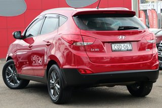 2013 Hyundai ix35 LM2 SE AWD Red 6 Speed Sports Automatic Wagon