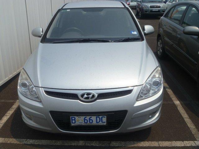 Used Hyundai i30 FD MY10 SLX, 2010 Hyundai i30 FD MY10 SLX Silver 5 Speed Manual Hatchback