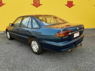 1997 Holden Commodore VS II Executive Green 4 Speed Automatic Sedan