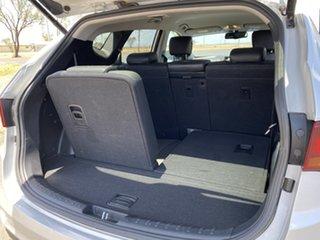 2016 Hyundai Santa Fe DM3 MY16 Elite Silver 6 Speed Sports Automatic Wagon