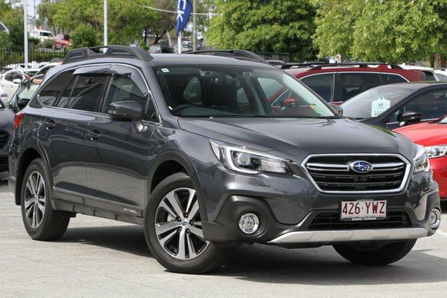 Demo Subaru Outback B6A MY19 2.5i CVT AWD Premium, 2019 Subaru Outback B6A MY19 2.5i CVT AWD Premium Magnetite Grey 7 Speed Constant Variable Wagon
