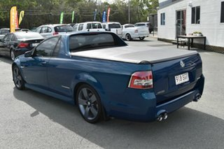 2011 Holden Commodore VE II SS Thunder Green 6 Speed Automatic Utility