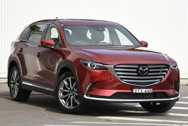 Used Mazda CX-9 TC Azami SKYACTIV-Drive, 2018 Mazda CX-9 TC Azami SKYACTIV-Drive Red 6 Speed Sports Automatic Wagon