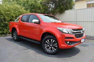 2019 Holden Colorado RG MY19 LTZ Pickup Crew Cab Red/Black 6 Speed Sports Automatic Utility.
