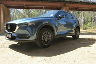 Mazda CX-5 MAXX SPORT Blue 6 Speed Automatic Wagon
