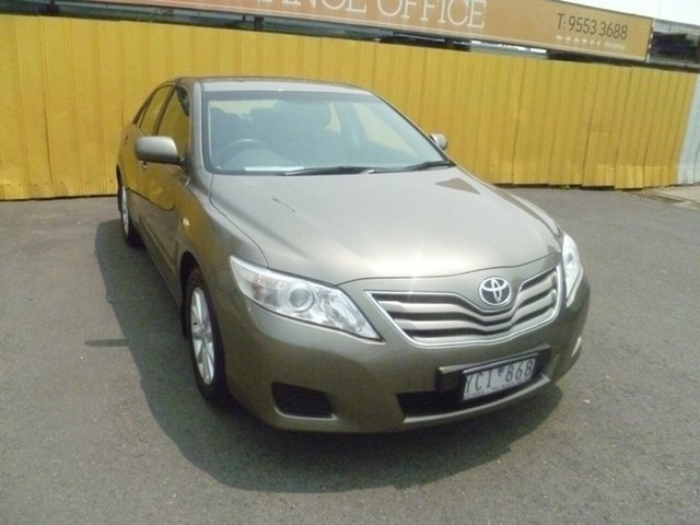 Used Toyota Camry ACV40R MY10 Altise, 2010 Toyota Camry ACV40R MY10 Altise Grey 5 Speed Automatic Sedan