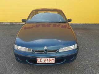 1997 Holden Commodore VS II Executive Green 4 Speed Automatic Sedan.