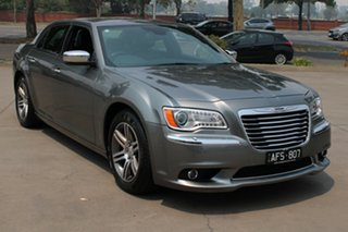 2012 Chrysler 300 MY12 C Grey 5 Speed Automatic Sedan.