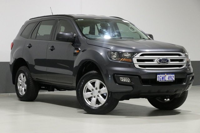 Used Ford Everest UA MY17.5 Ambiente (4WD 7 Seat), 2017 Ford Everest UA MY17.5 Ambiente (4WD 7 Seat) Grey 6 Speed Automatic Wagon