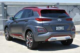 2019 Hyundai Kona OS.2 MY19 Iron Man Edition D-CT AWD Iron Man two-tone 7 Speed