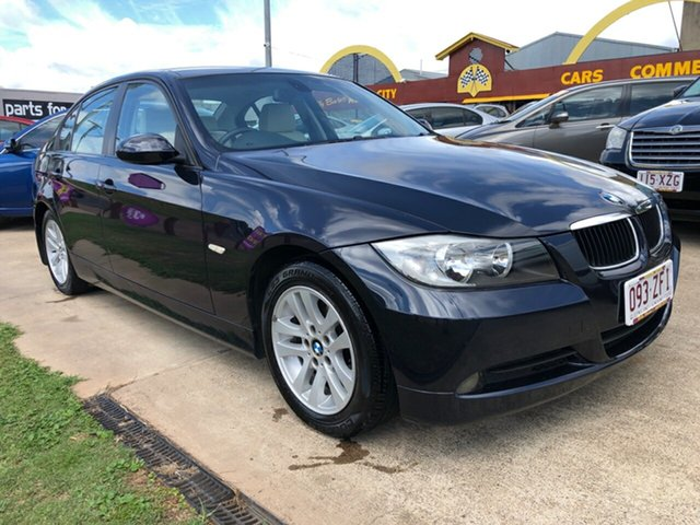 Used BMW 3 Series E90 320i Steptronic, 2006 BMW 3 Series E90 320i Steptronic 6 Speed Automatic Sedan