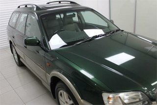 1998 Subaru Outback B2A Limited Green & Silver 4 Speed Automatic Wagon